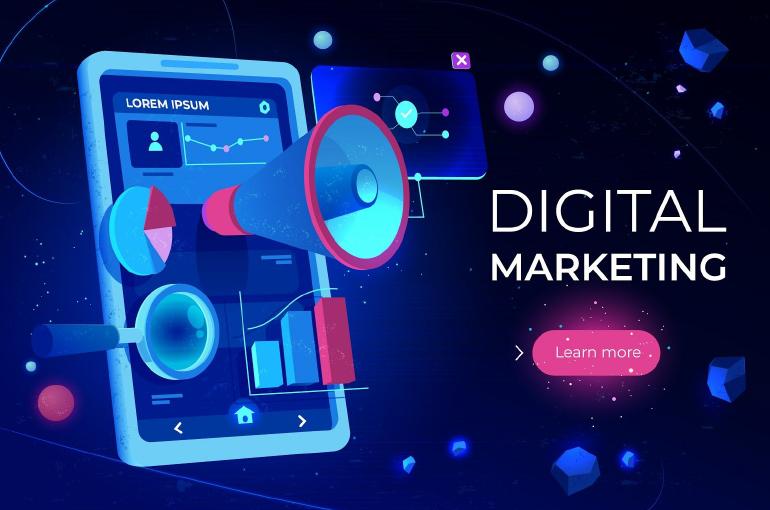 Digital Marketing Agency: However Will a Business Outline Digital Marketing?